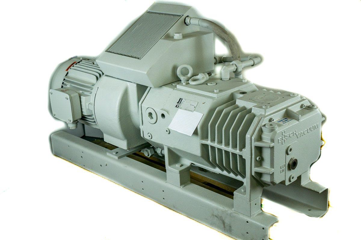 gebrauchte Busch NC 0160 A MZ3 Atlas Copco Schraubenvakuumpumpe Leybold Srewline SP250 SP630 Edwards GXS